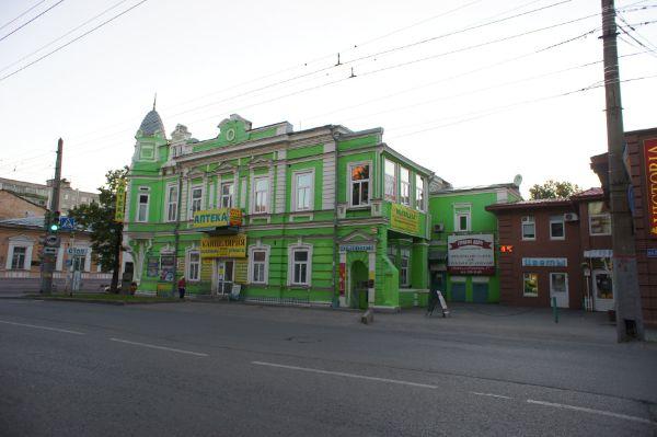 Торгово-офисный комплекс Пушкина, 17
