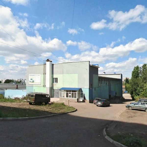 Офисный центр на ул. Степана Злобина, 33