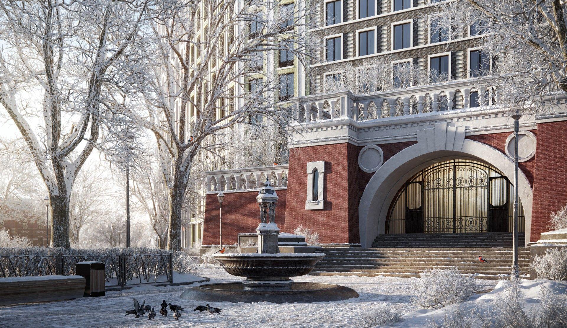 продажа квартир Серебряный фонтан