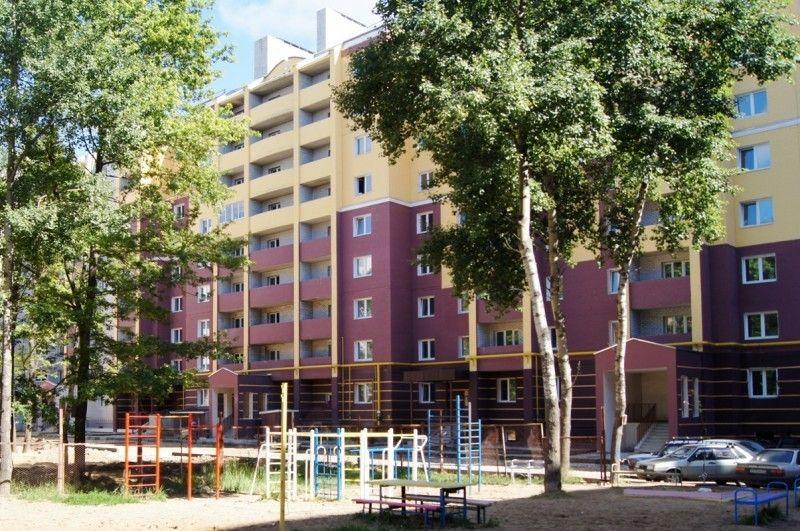 жилой комплекс Дом на ул. Калужского ополчения