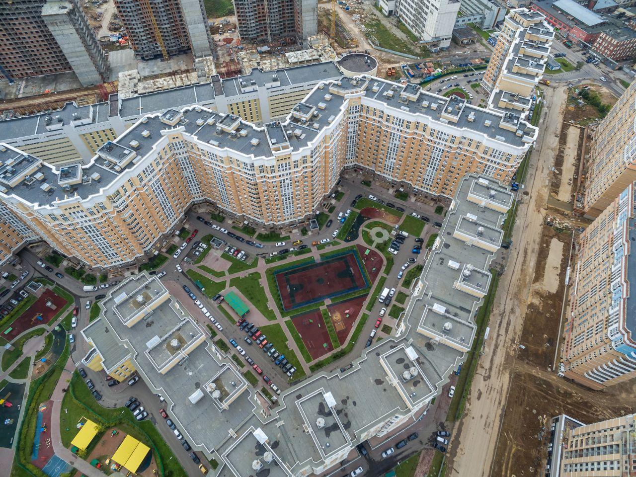 купить квартиру в ЖК Царицыно