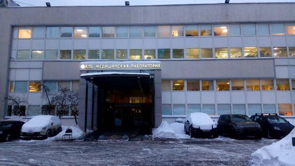 Офисно-складской комплекс на ул. Енисейская, 37с1