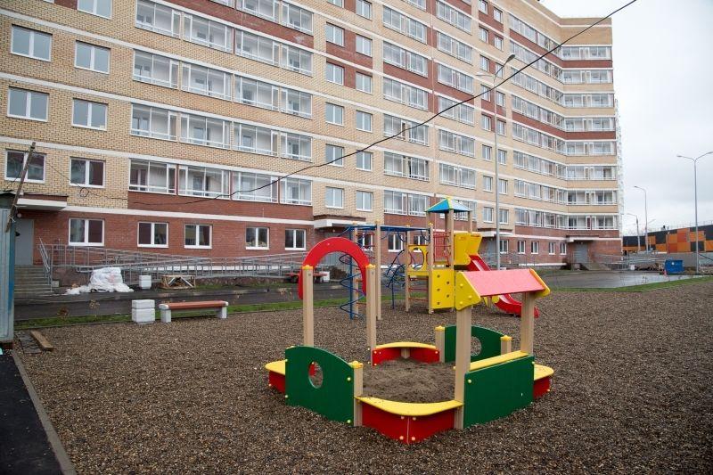 жилой комплекс по ул. Цимлянская