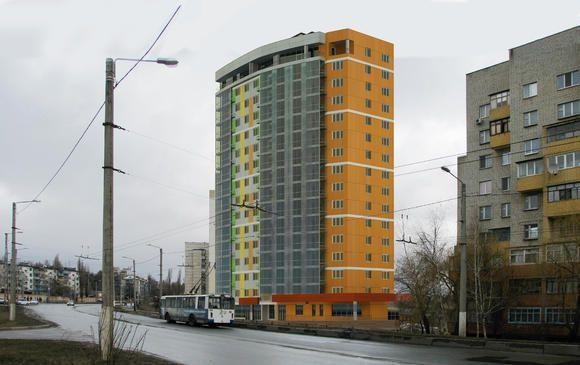 жилой комплекс Садовая 118ж