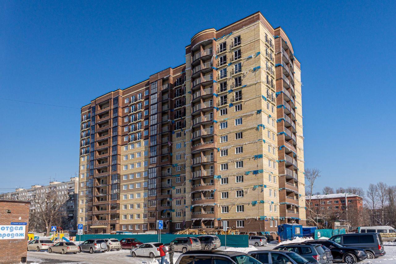 жилой комплекс на ул. Успенского