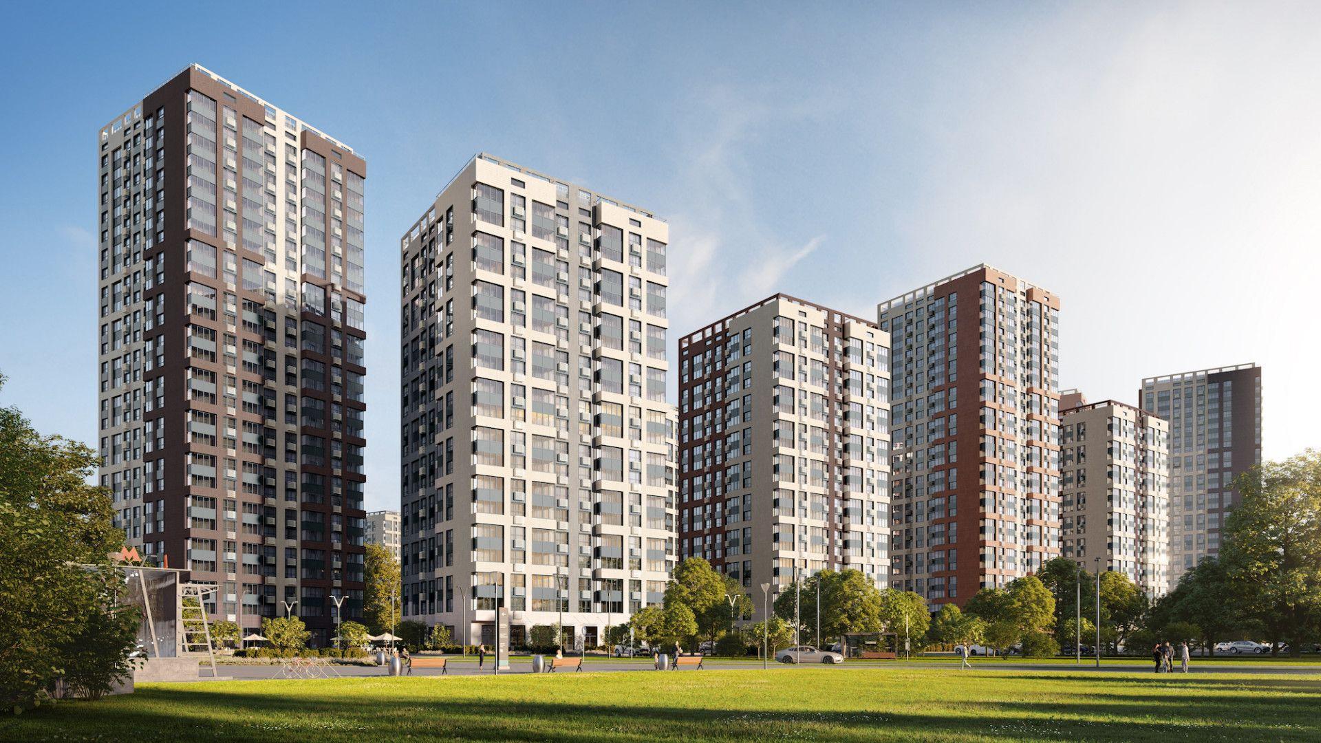 купить квартиру в ЖК Зеленая Вертикаль