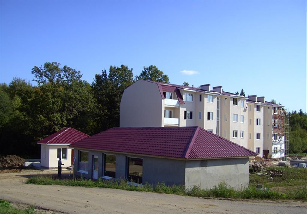 жилой комплекс Вяземский