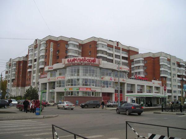 Торговый центр Олимпийский