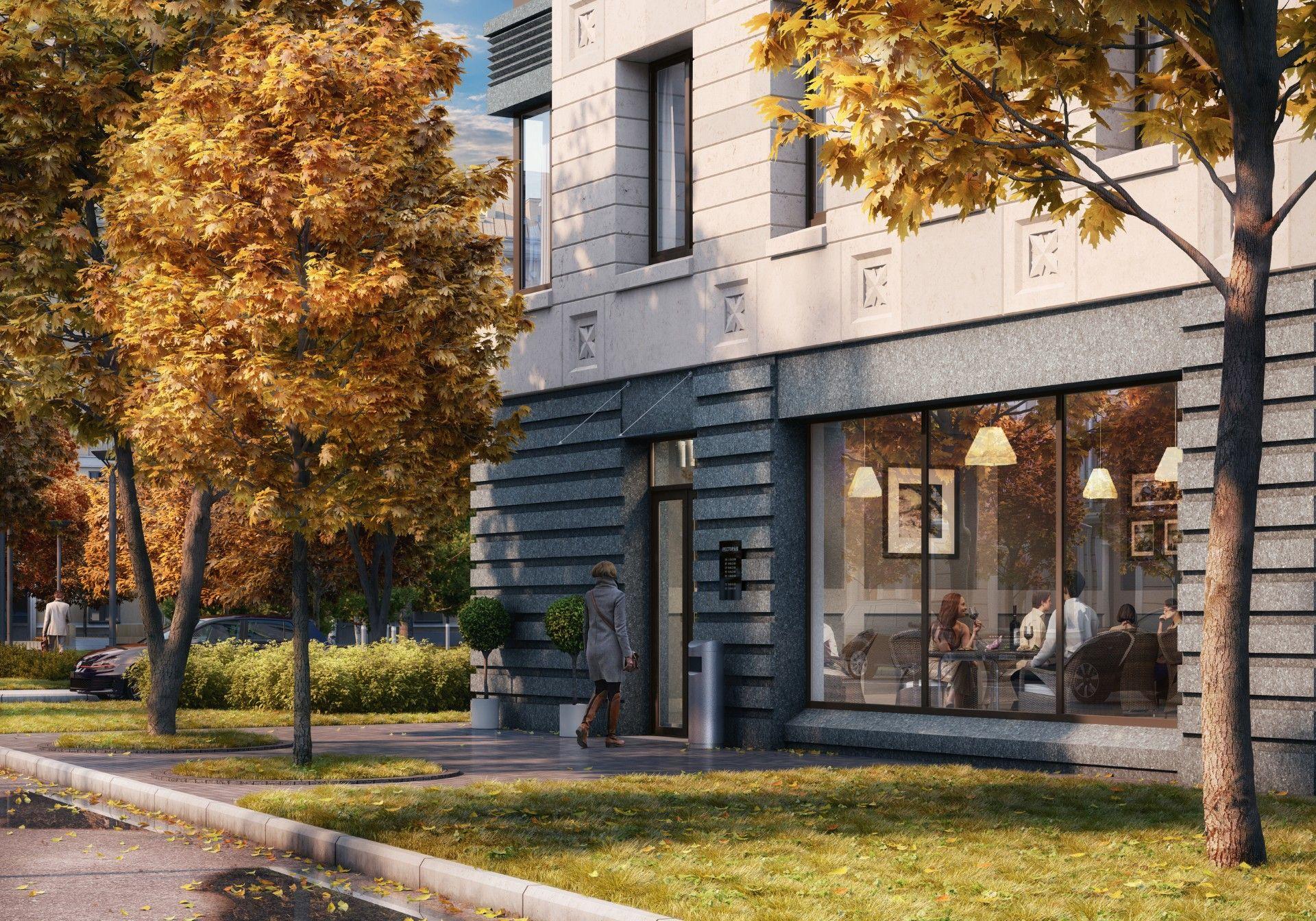 продажа квартир Futurist (Футурист)