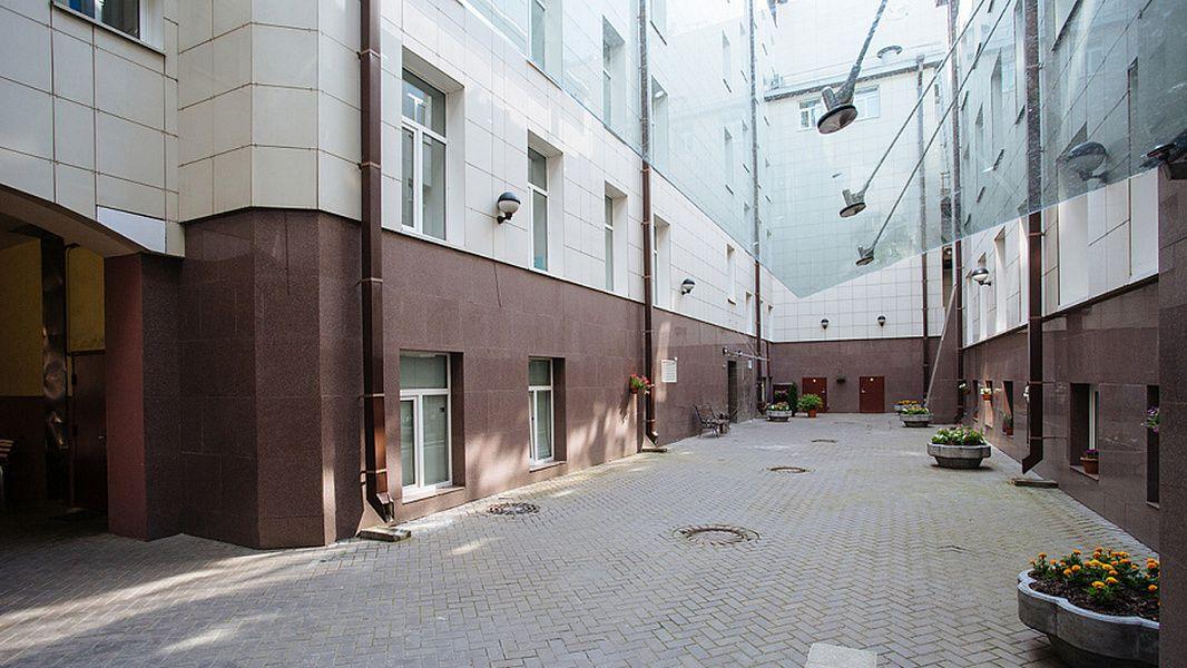Бизнес Центр Сенатор на ул. 6-я Красноармейская, 5-7