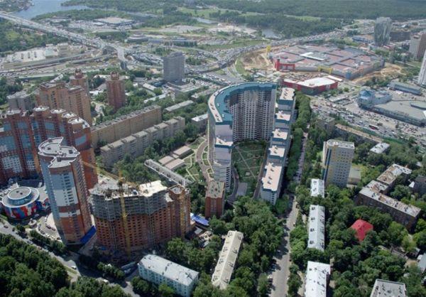 1-я Фотография ЖК «Московская 21»