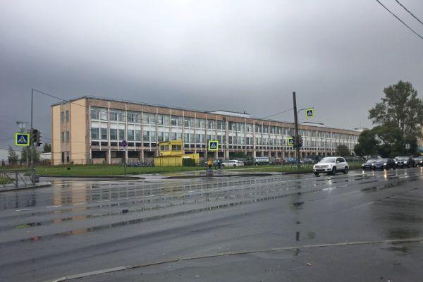 Бизнес-центр на проспекте Юрия Гагарина, 34