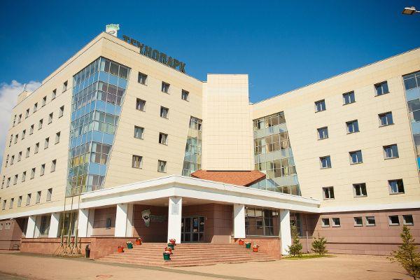 Бизнес-центр Бизнес-инкубатор Кузбасский технопарк
