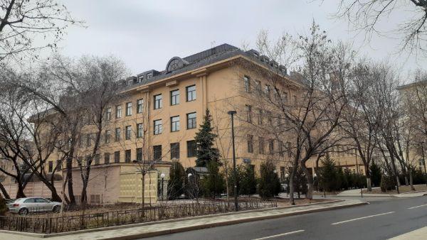 Офисное здание на ул. Раевского, 4