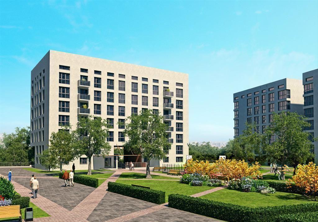 Коммерческая недвижимость в жк да винчи офисные помещения Новоподмосковный 3-й переулок