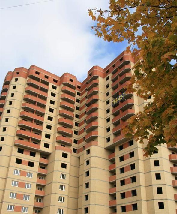 жилой комплекс Полярный