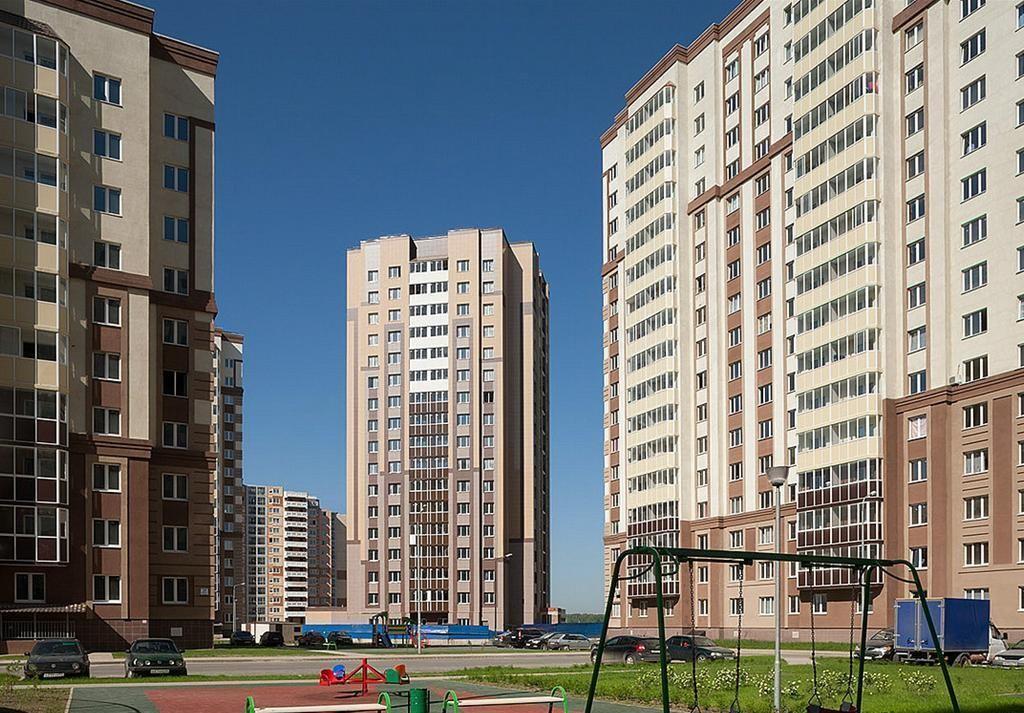 жилой комплекс Новое Домодедово