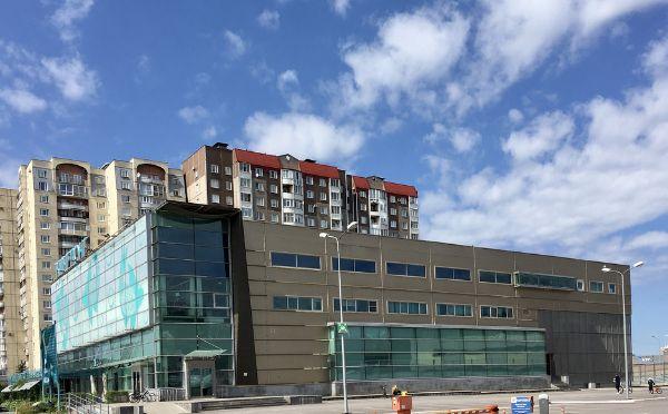 Бизнес-центр на Савушкина