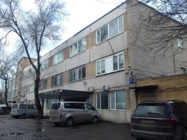 Офисно-производственный комплекс на ул. Перерва, 11с23