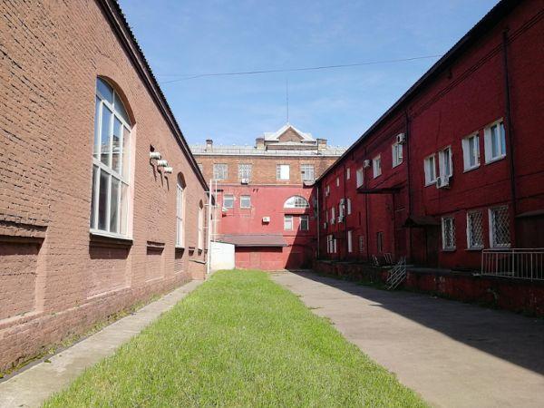 Административное здание во 2-м Кожуховском проезде, 29к2с2