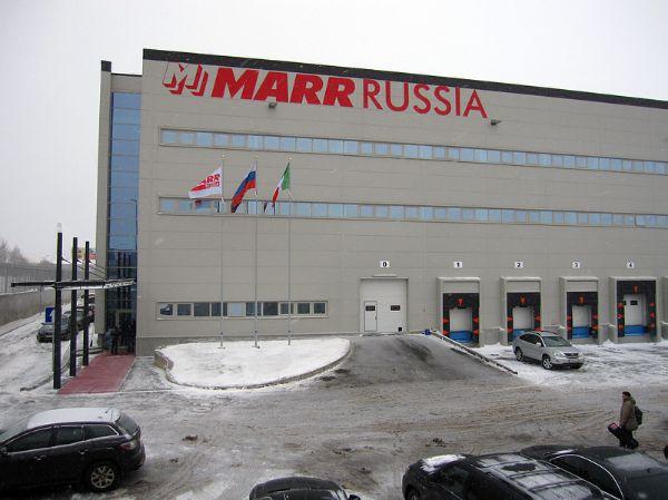 Производственно-складской комплекс МАРР РУССИЯ