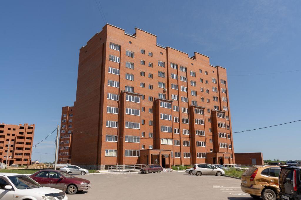 жилой комплекс Белокаменный (2 очередь)