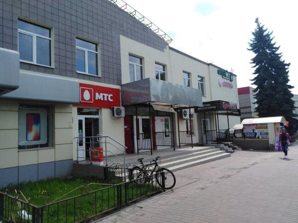 Торговый центр на ул. Советская, 16