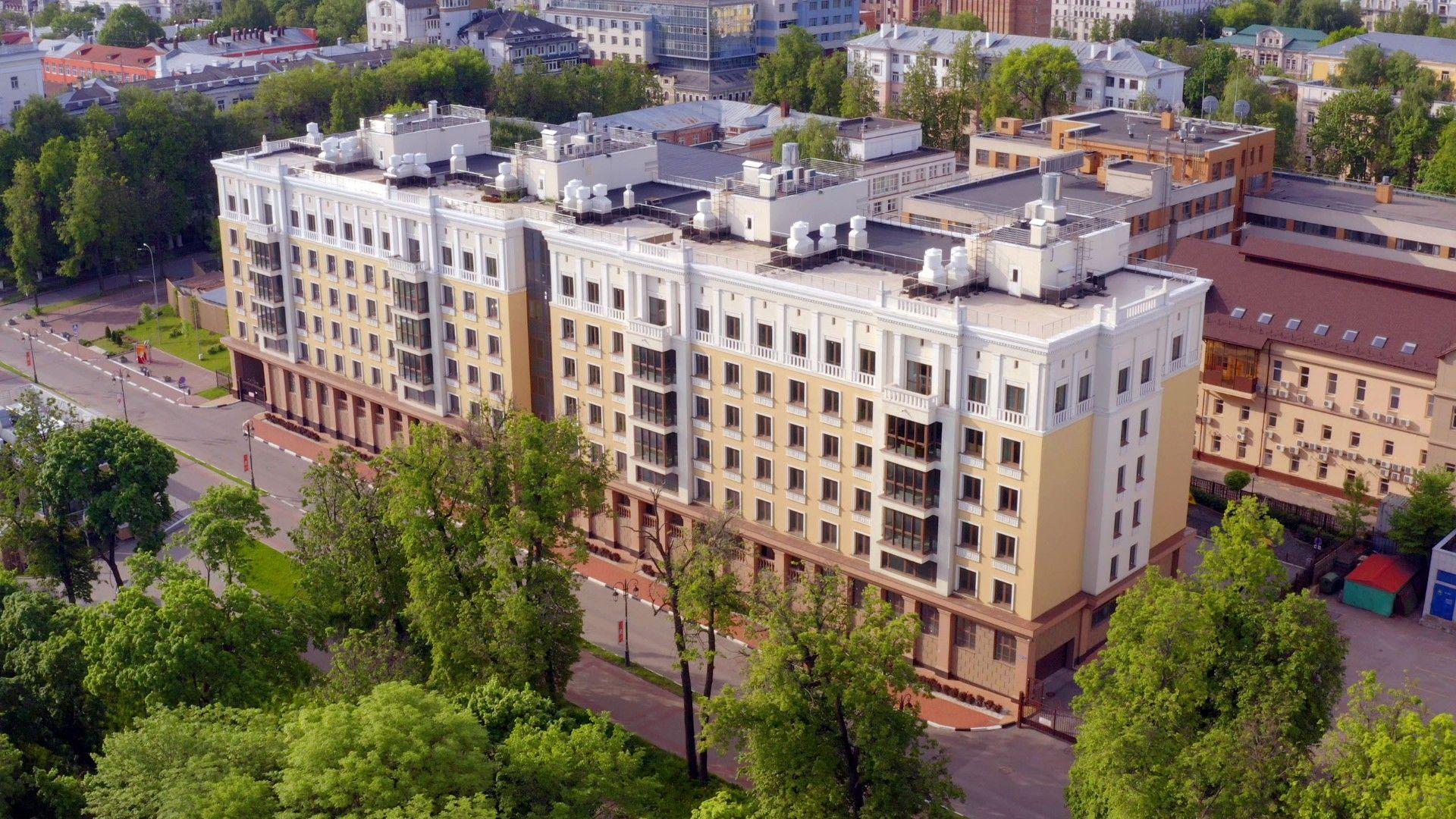 жилой комплекс Royal Landmark (Роял Лэндмарк)