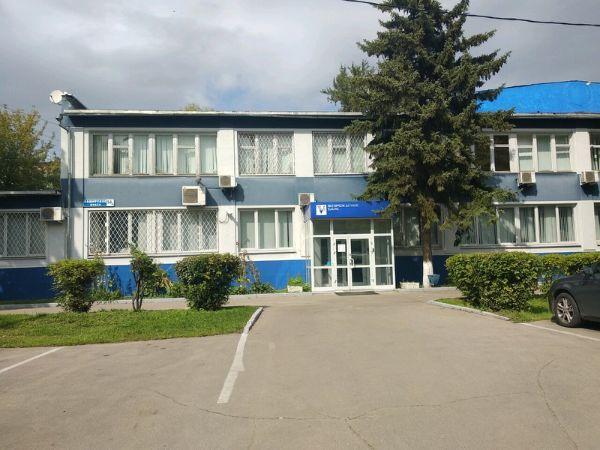 Офисное здание на Каширском шоссе, 54А