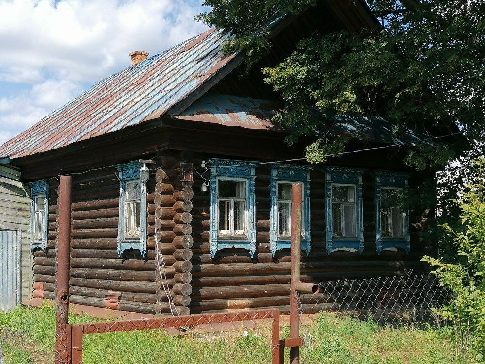 Продаю дом 43м² Нижегородская область, Бор городской округ, Остреево деревня - база ЦИАН, объявление 261528173