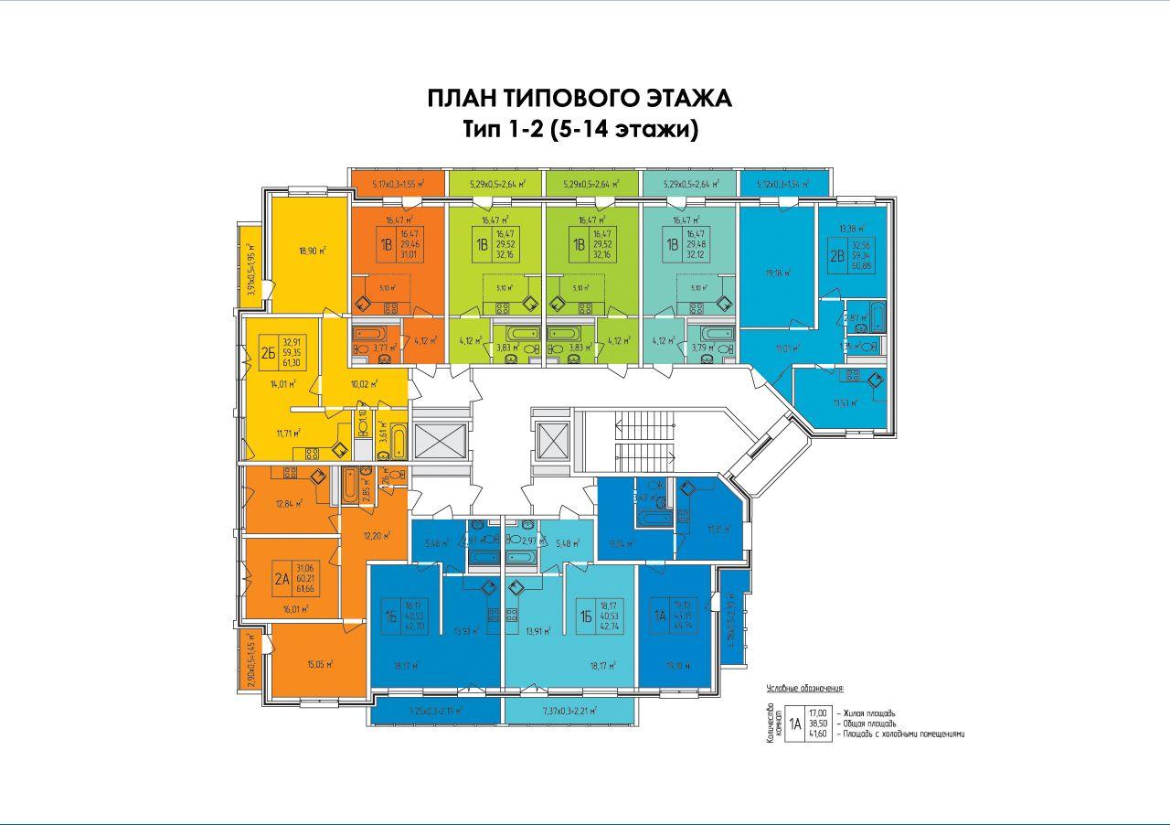 продажа квартир Территория счастья на Домбайской