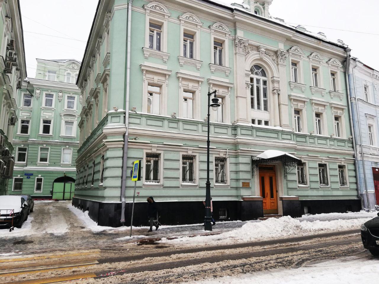 аренда помещений в БЦ на ул. Солянка, 3с1