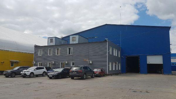 Производственно-складской комплекс на ул. Восточная, 11