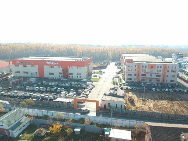 Бизнес-парк Ленинский (Leninsky)