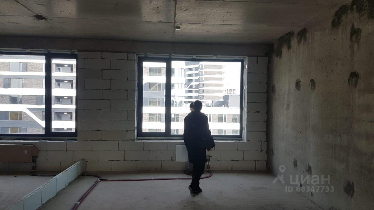 Продаю двухкомнатную квартиру 80м² проезд Невельского, 3к1, Москва, ЮВАО, р-н Лефортово м. Авиамоторная - база ЦИАН, объявление 250769513