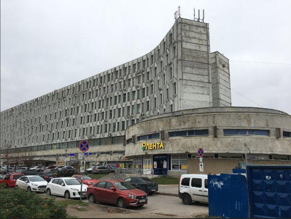 Многофункциональный комплекс на Гражданском проспекте, 111