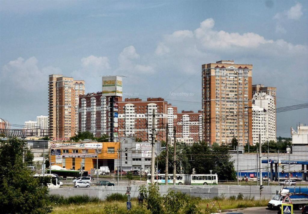 жилой комплекс Магнолия Парк