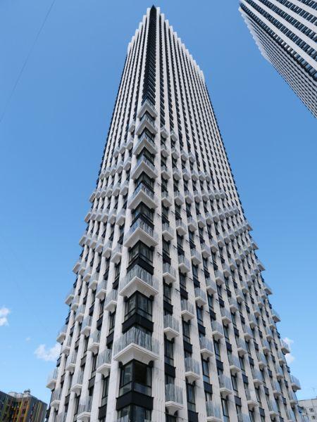 1-я Фотография ЖК «Wellton Towers (Веллтон Тауэрс)»