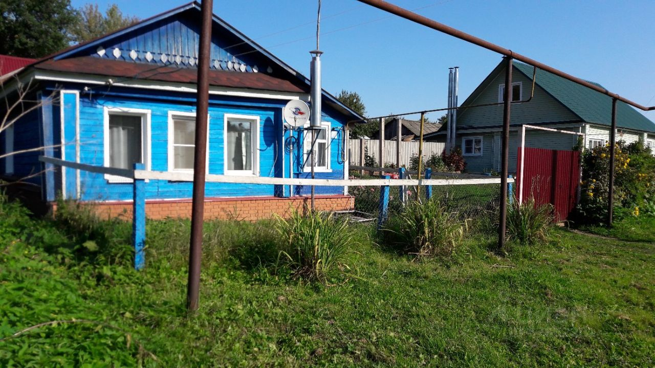 Продажа дома 74м² Нижегородская область, Бутурлинский муниципальный округ, Кочуново село - база ЦИАН, объявление 250054942