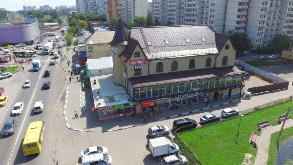 Торговый центр Лотос