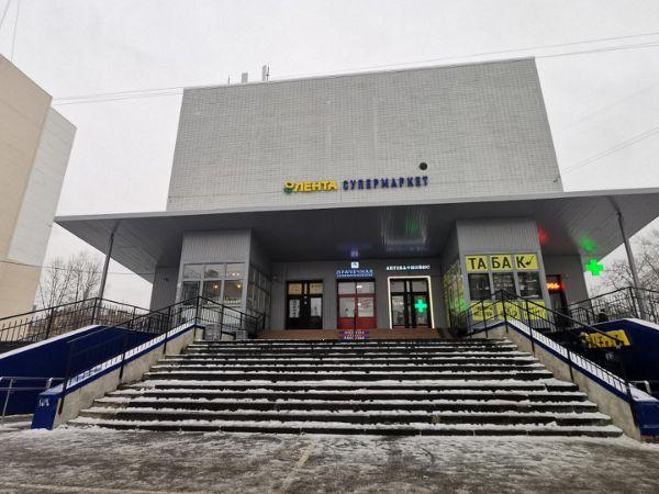 Бизнес-центр на ул. Автовская, 15
