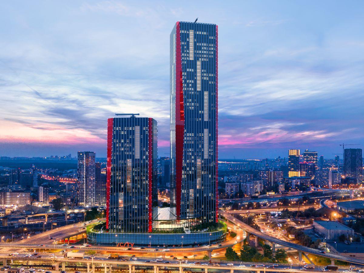 Бизнес Центр iCity. Москва-Сити (айСити)