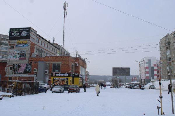 Офисное здание на ул. Лихачёва, 47А