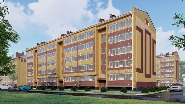1-я Фотография ЖК «ул. Чехова»
