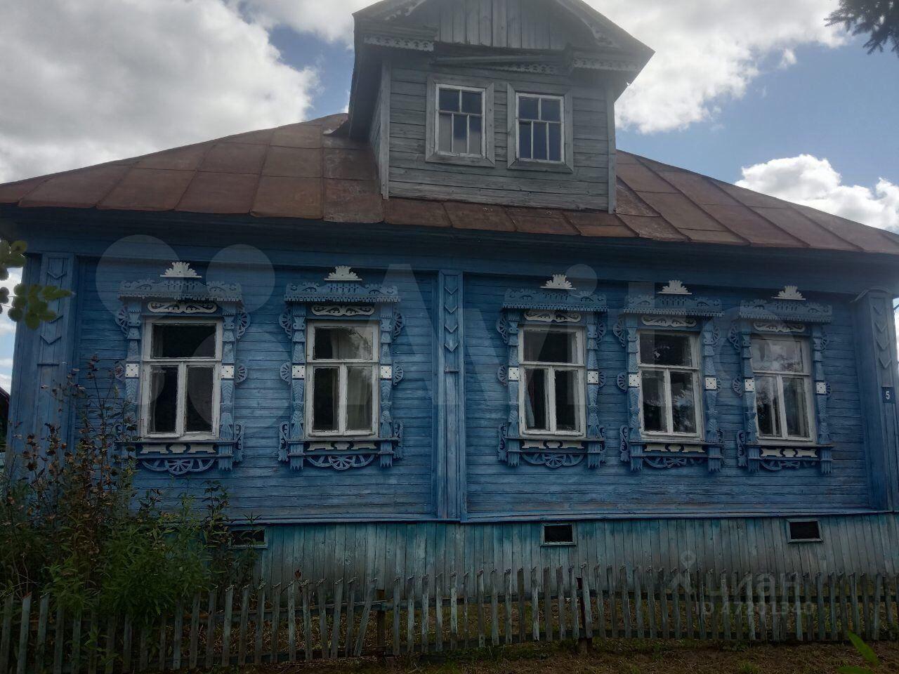 Продажа дома 71м² Нижегородская область, Бор городской округ, Наумово деревня - база ЦИАН, объявление 258428539