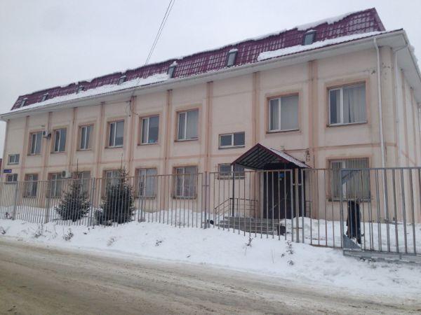 Офисное здание на ул. Молодогвардейцев, 15А