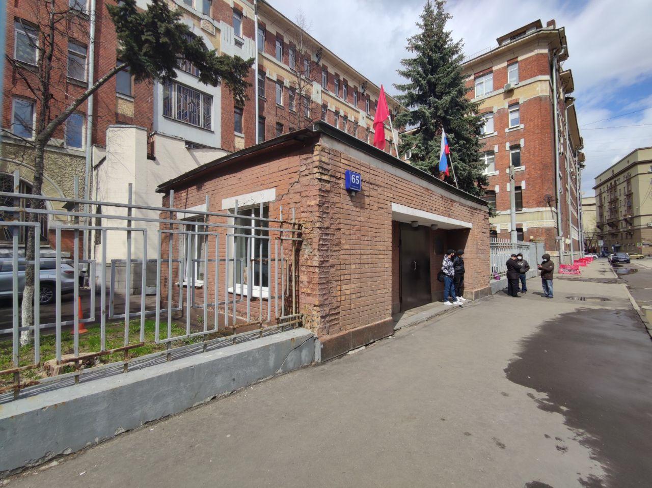 аренда помещений в БЦ на ул. Гиляровского, 65с1