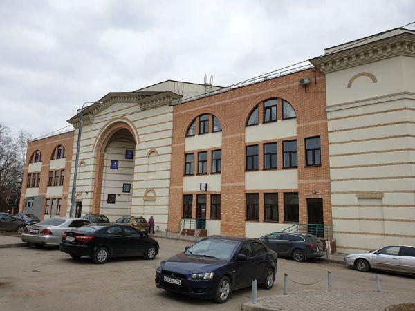 Многофункциональный комплекс на ул. Овражная, вл22
