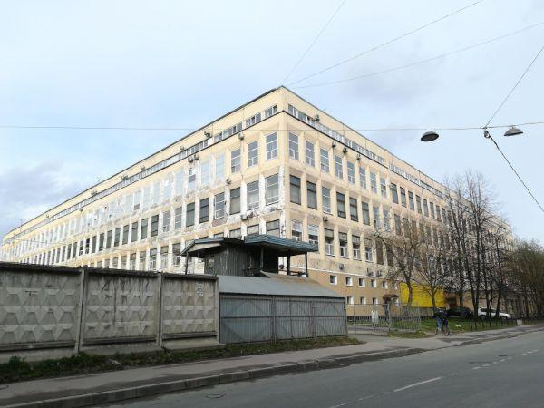 Бизнес-центр на ул. Сердобольская, 65