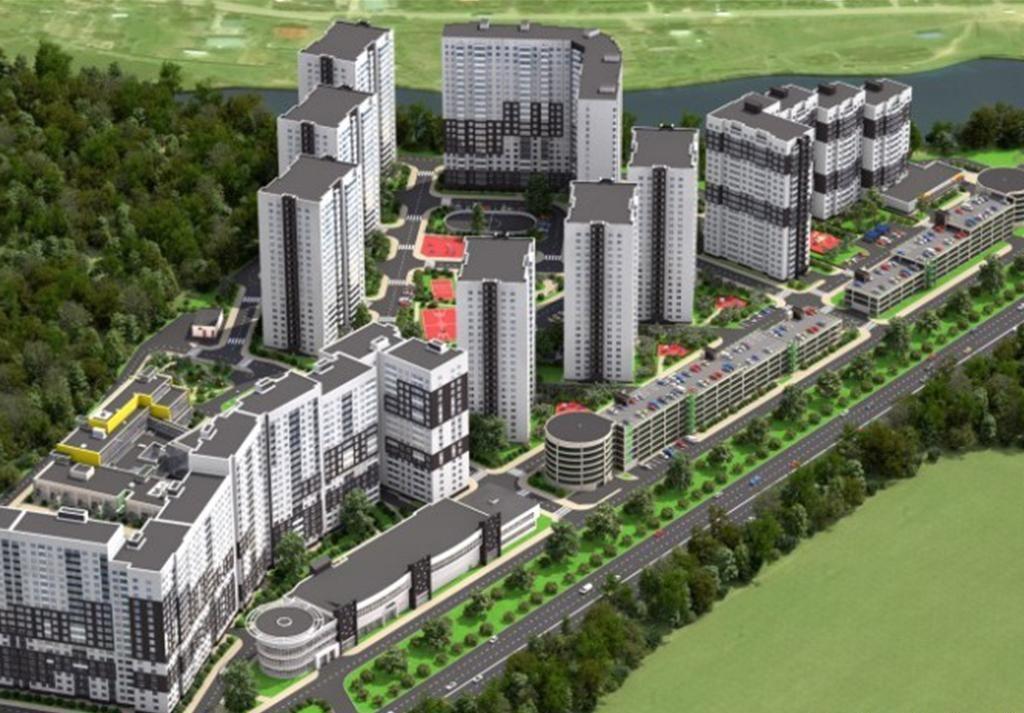 жилой комплекс Одинцовский Парк